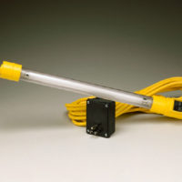8 Watt Fluorescent tube lamp