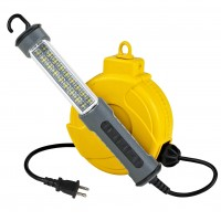 LED Cord Reel Work Light