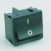 13 Watt Single Rocker Switch, Fits PL, EPL and UPL lamps