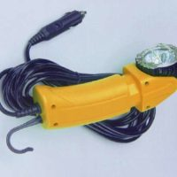 20 Watt Halogen Work Lamp, 12 Volt DC