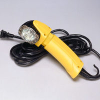 20 Watt Halogen Work Lamp, 120 Volt AC