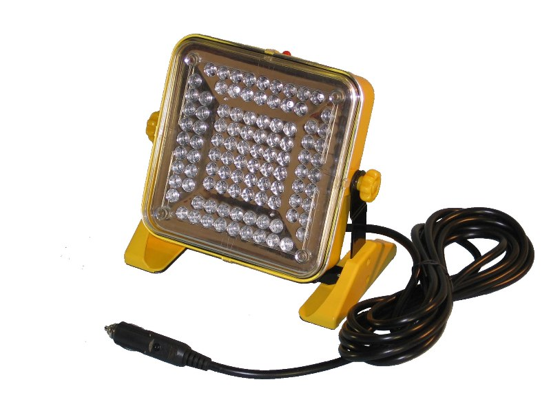 100 Led 12 Volt Dc Flood Light Lepc100