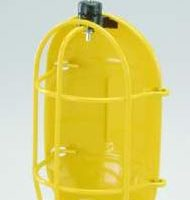 Yellow Metal Guard with Rotary Hook