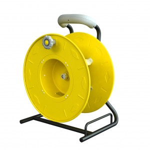 Hand Wind Extension Cord Reels