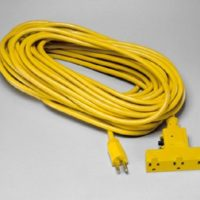 Outdoor Extension Cords, Circuit Breaker Protected