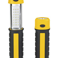 Telescoping Battery-Operated Work Light