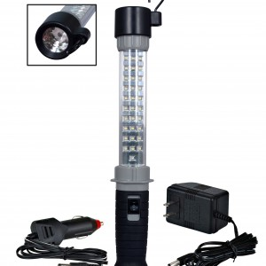 Rechargeable Task Light and Flashlight