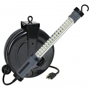 Pro-Lite LED Cord Reel Task Light