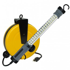 Pro-Lite Cord Reel Task Light