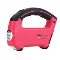 Pink LED Walk Light
