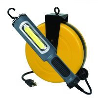 8 Watt 900 Lumen COB LED Cord Reel Work Light